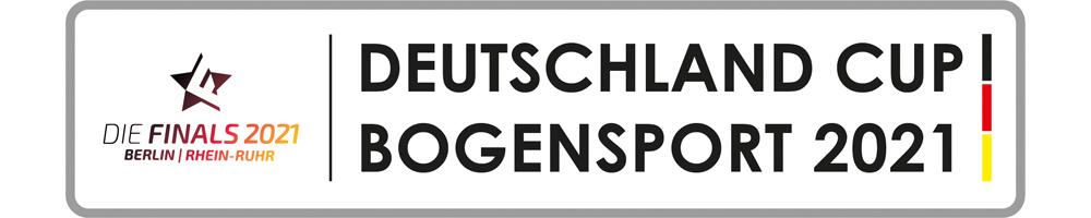 """""""Die Finals – Rhein-Ruhr 2021"""" - Deutschland Cup Bogensport"""
