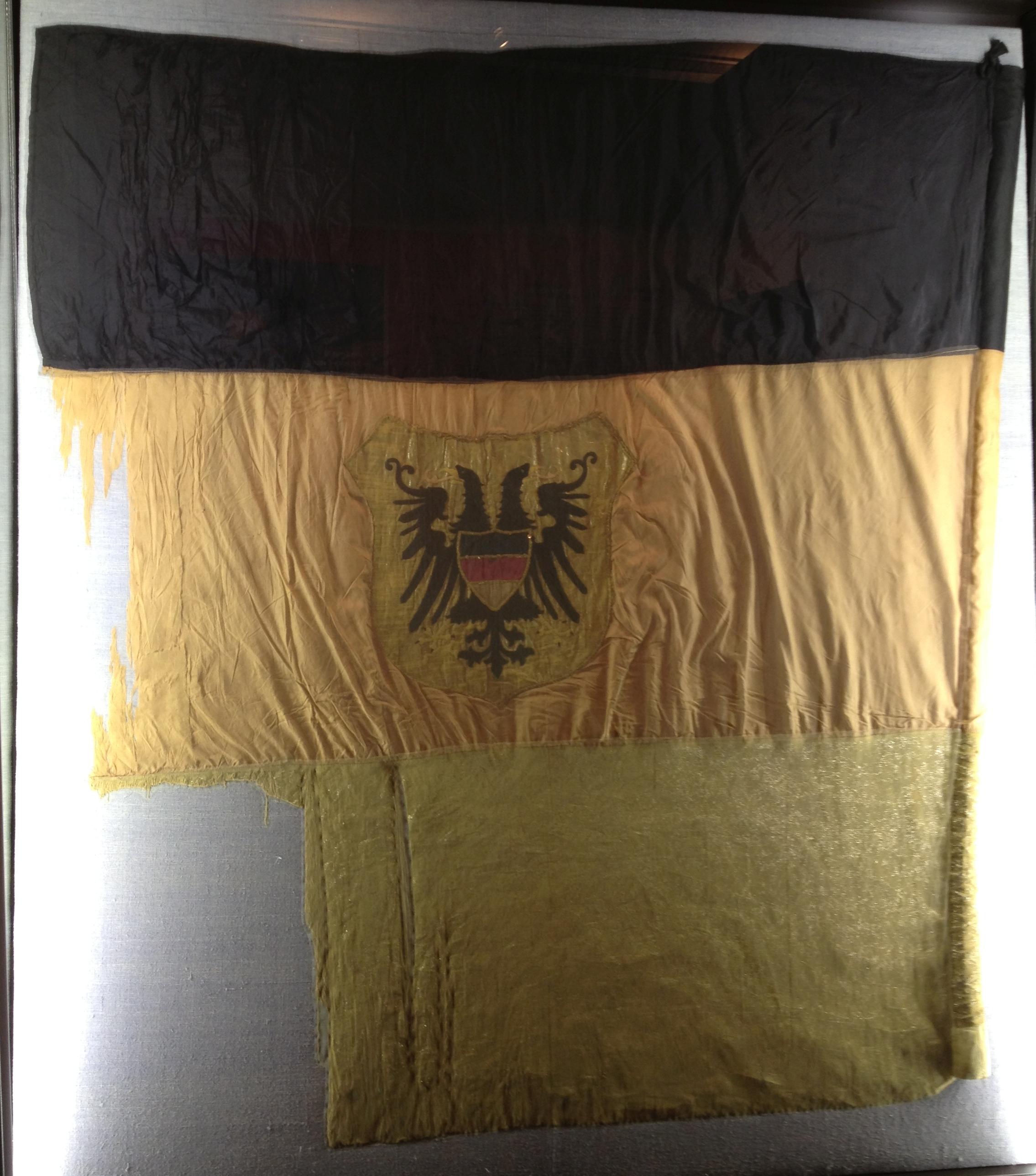 Barrikade Fahne, 1848
