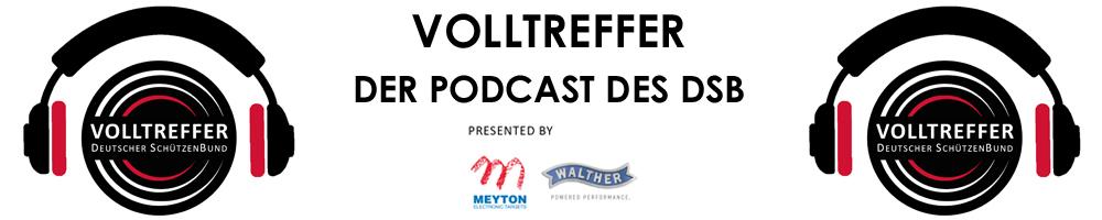 Volltreffer - Der Podcast des Deutschen Schützenbundes