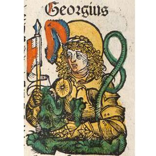 """Georg (griechisch: """"der Landmann"""")"""