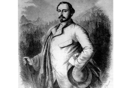 Herzog Ernst II. von Sachsen-Coburg und Gotha