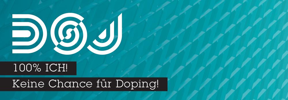 100% ICH! - Keine Chance für Doping!