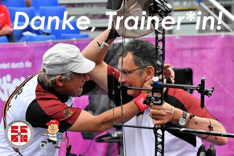 Foto: Eckhard Frerichs / Danke, Trainer!