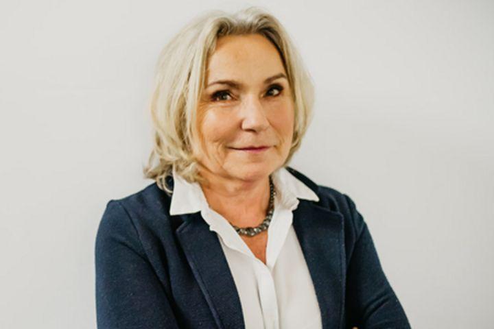 Astrid Harbeck - Leiterin Schießsportschule