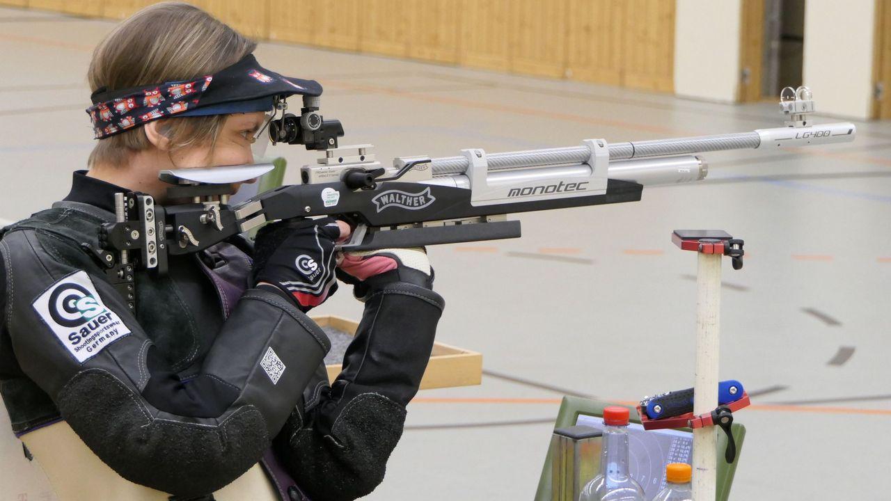 Foto: DSB / Natascha Hiltrop zeigte in Suhl bei Teil eins der Paralympics-Qualifikation Weltklasseleistungen.