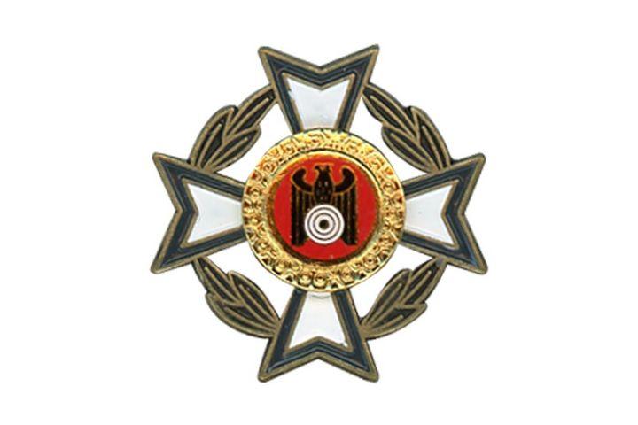 Ehrennadel Bronze - ab 15 Jahre