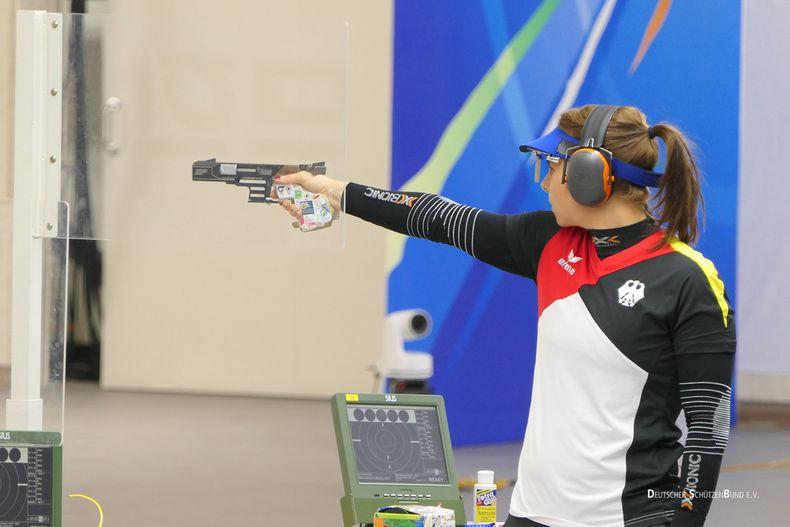 Foto: DSB / Will sich für Tokio und die EM qualifizieren: Monika Karsch.