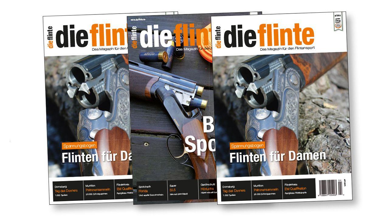 Die Flinte - Allartz Verlag & Produktion