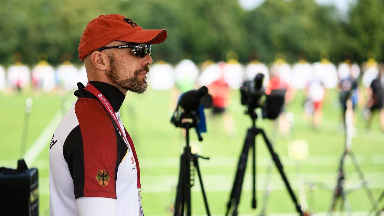 Bild: DSB/ Marc Dellenbach bewies Mut, als er mit seiner Familie Frankreich den Rücken kehrte, um als Trainer in Deutschland zu arbeiten.