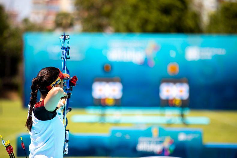 Foto: World Archery Europe / Janine Meißner will in Paris an die starken EM-Leistungen anknüpfen.