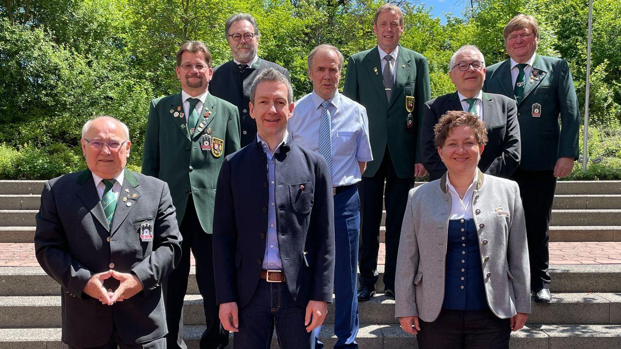 Präsidium des Deutschen Schützenbundes