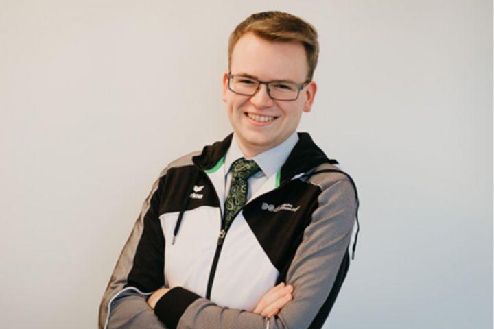 Henrik Quast - Bundesjugendsprecher