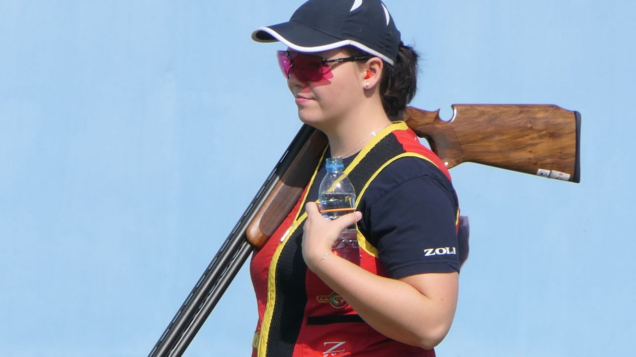 Foto: DSB / Nadine Messerschmidt zieht viel Kraft aus ihrer Familie.