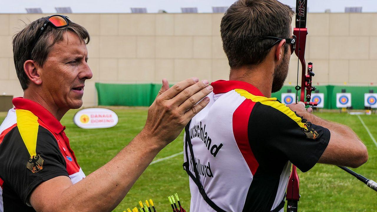 Bild: DSB / Eine gute Bewegungsökonomie und -präzision ist ein Indikator für eine gute Koordination von Sportlern.