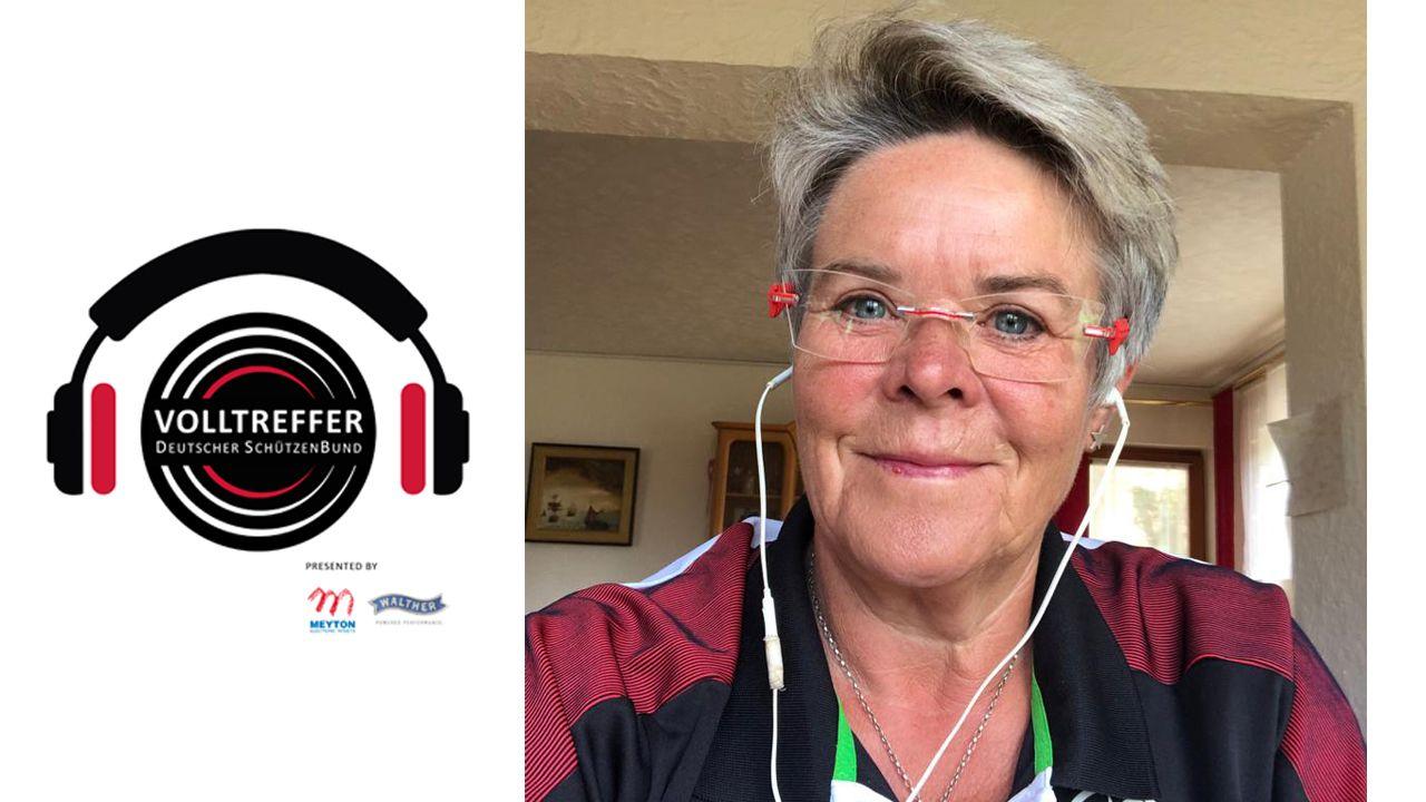 Foto: Georgi / Pistolen-Bundestrainerin Barbara Georgi äußerte sich im Volltreffer zum Thema Mut.