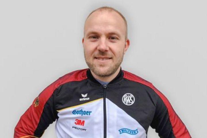 Marco Spangenberg - Schnellfeuerpistole