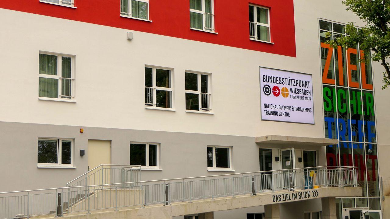 Foto: DSB / Im Bundesstützpunkt Wiesbaden/Frankfurt am Main finden zahlreiche Lehrgangsmaßnahmen statt.