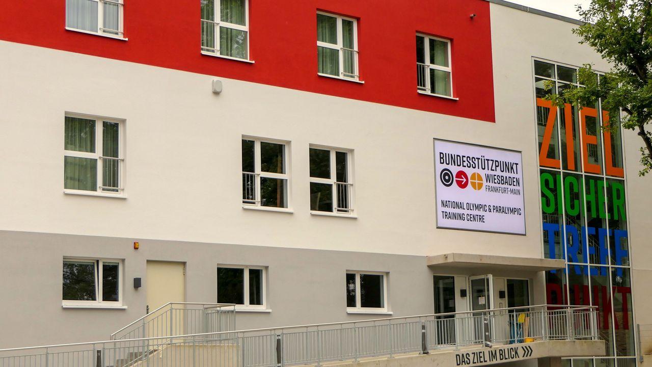 Foto: DSB / Im neuen Bundesstützpunkt Wiesbaden/Frankfurt am Main findet der Jugendfreizeitlehrgang 2021 statt.