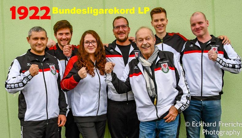 Foto: Eckhard Frerichs / Wow! Die Braunschweiger SG pulverisierte den eigenen deutschen Rekord.