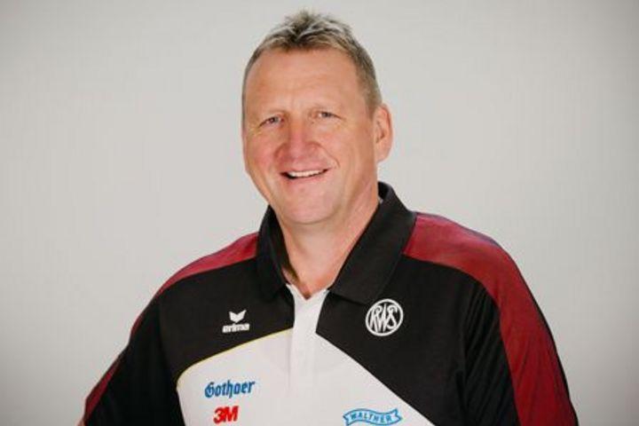 Uwe Möller - Bundestrainer Trap/Doppeltrap