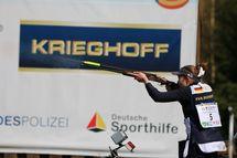 ISSF Junioren Weltcup Sportschießen