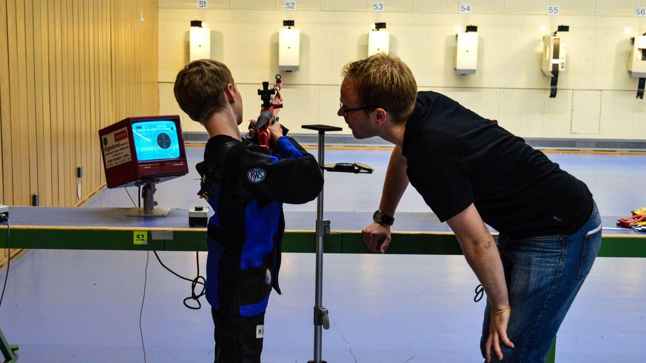Foto: DSB / Ein gutes Jugendtraining ist anspruchsvoll und wichtig.