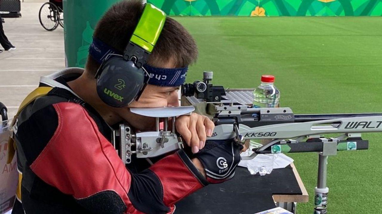 Bild: DBS / Moritz Möbius ist einer von sechs Sportschützen, die in Tokio bei den Paralympics antreten werden.