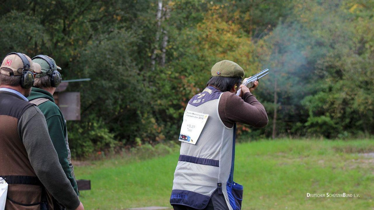 Foto: Martina Brandes / Im April wollen die Schützen ihre DM Compak-Sporting am Dornsberg absolvieren.