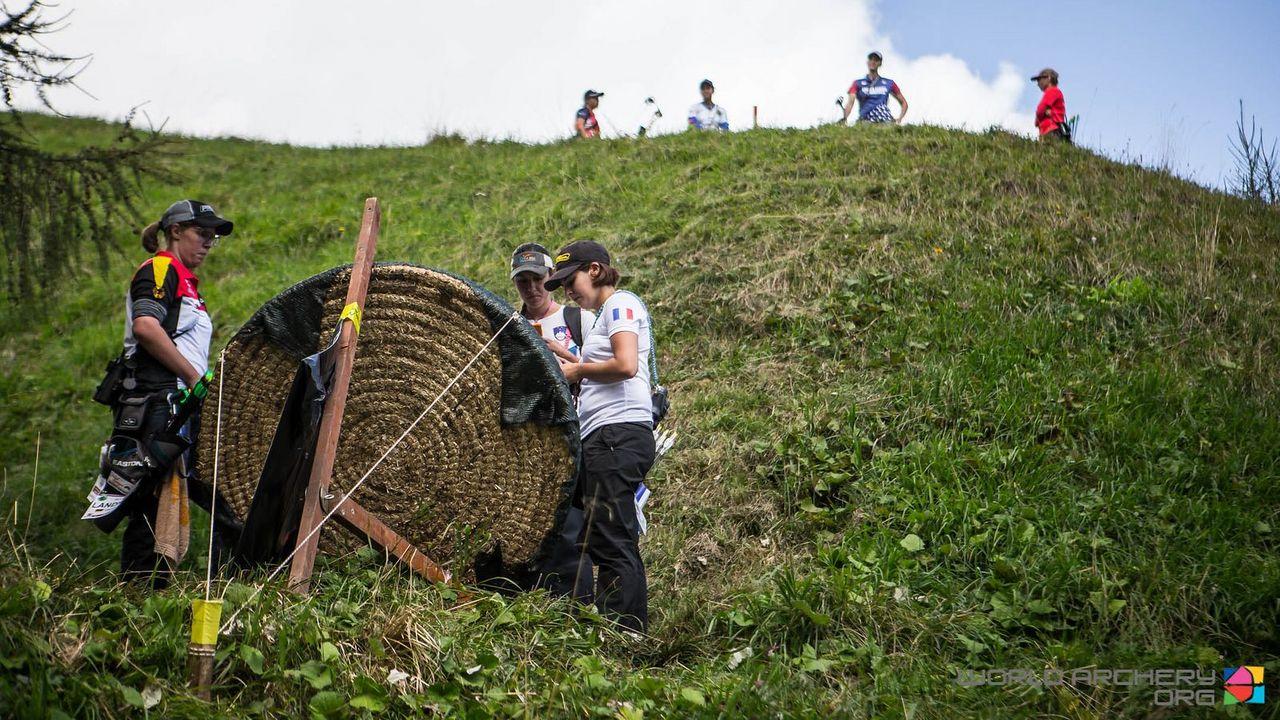 Foto: World Archery / Ab dem 1. Oktober werden bei der EM in Mokrice die Ringe ausgewertet.