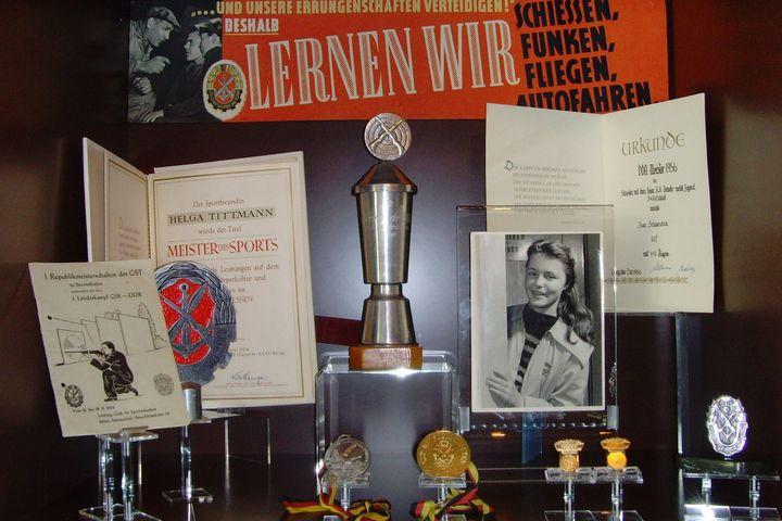 DSV, Meister des Sports, Tittmann Scharschuh
