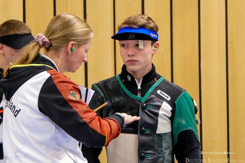 Bild: DSB / Für Junioren-Bundestrainerin Claudia Kulla ist es wichtig einen passenden Rahmen für die Talente zu schaffen, der sie ganzheitlich unterstützt.