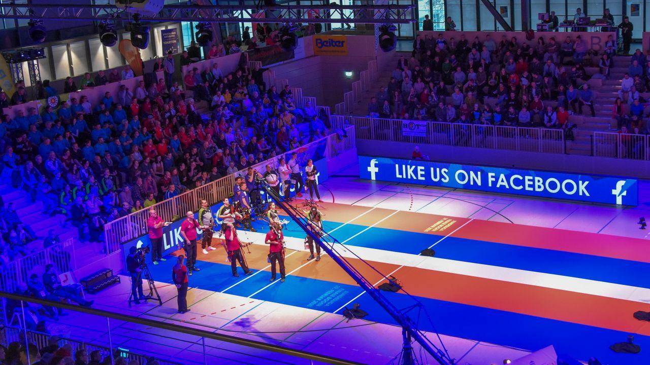 Foto: Eckhard Frerichs / Volle Zuschauertribünen, stimmungsvolle Atmosphäre: Das Bundesligafinale 2020 war ein tolles Event.