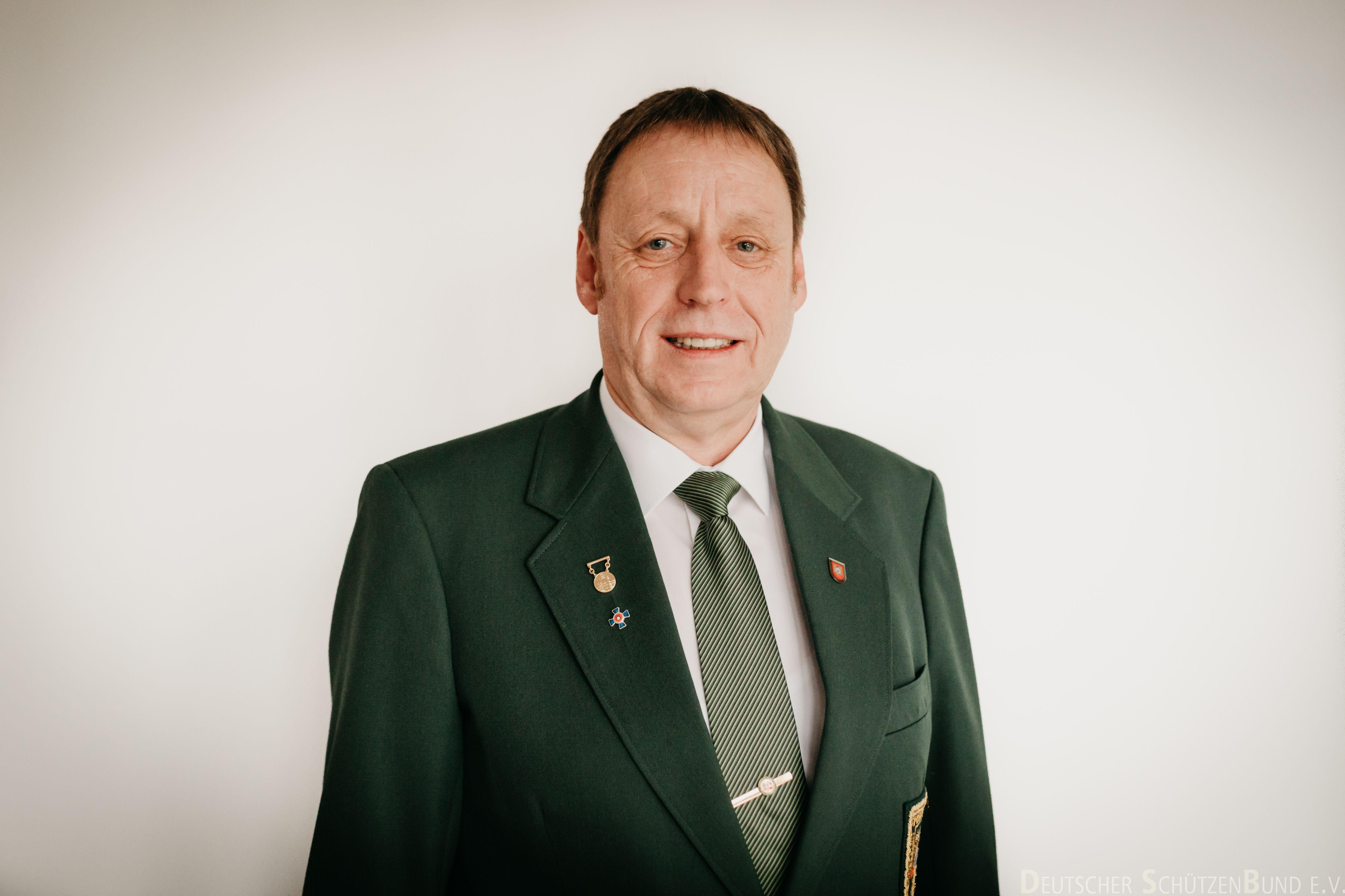 Wilfried Ritzke - Vizepräsident Schützentradition / Brauchtum