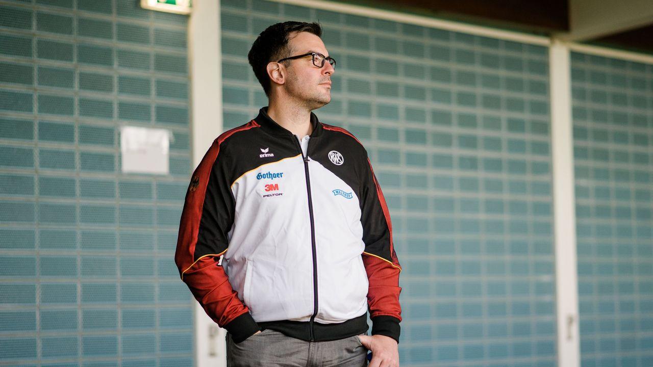 Foto: DSB / Chef-Bundestrainer Thomas Abel hofft noch auf weitere Quotenplätze.