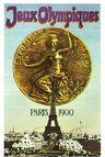 Plakat Olympische Spiele 1900