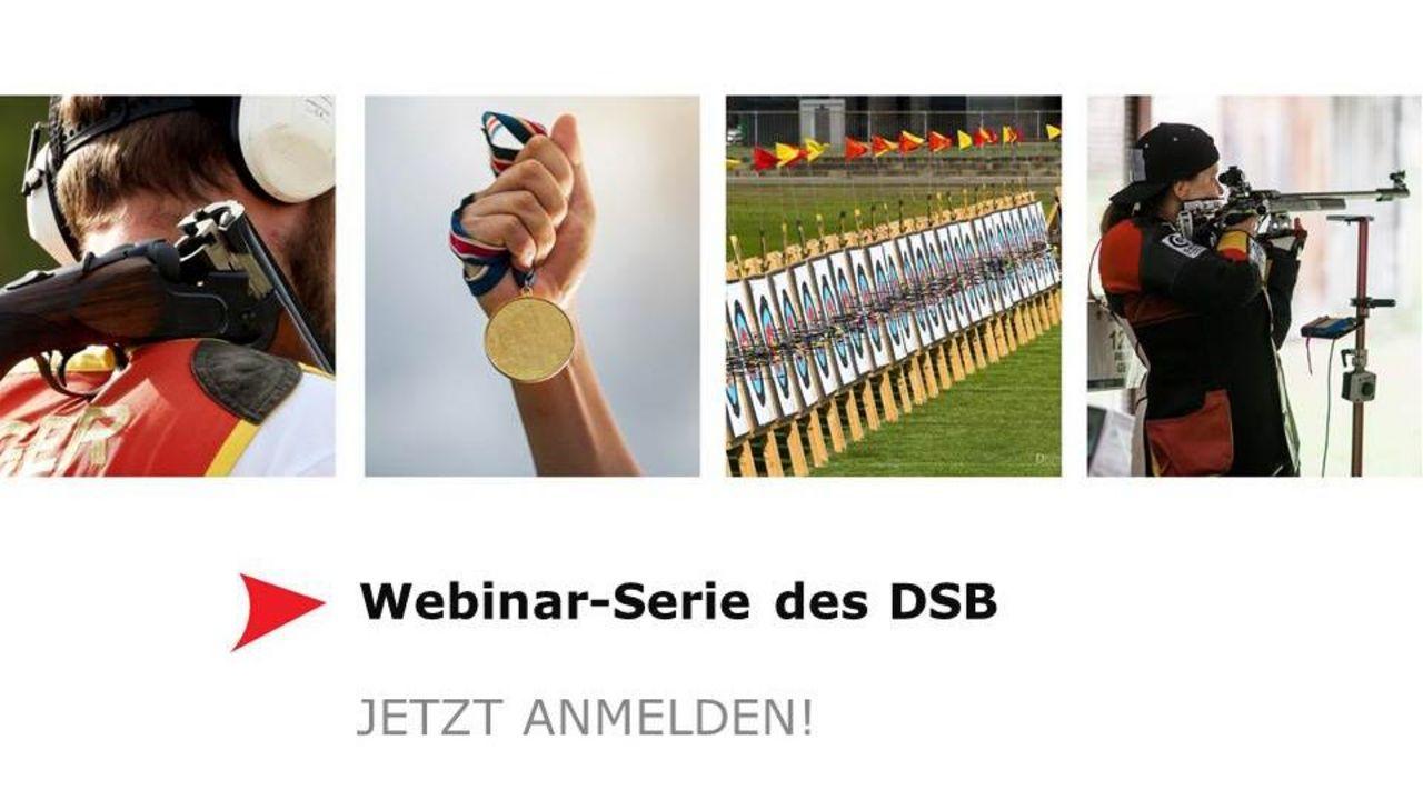 Foto: DSB / Die DSB-Webinare kommen im Dezember zurück - Anmeldungen sind ab sofort möglich.