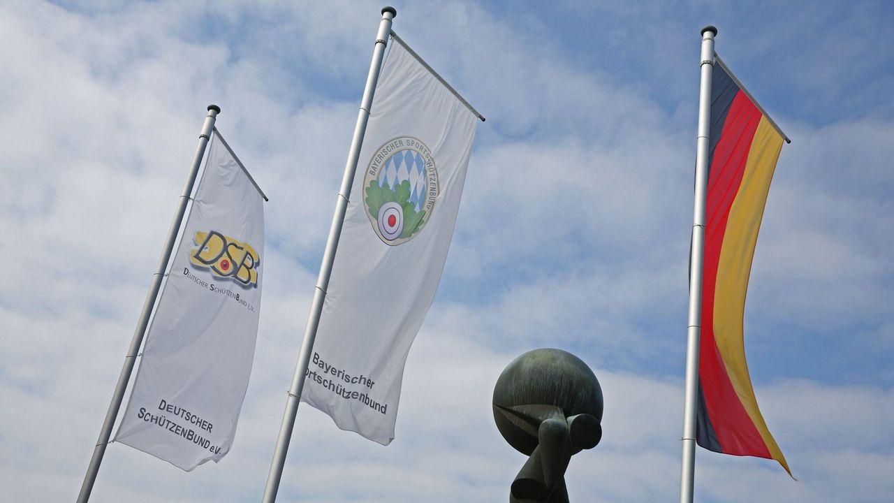 Foto: DSB / Endlich wieder Deutsche Meisterschaften auf der Olympia-Schießanlage in München.