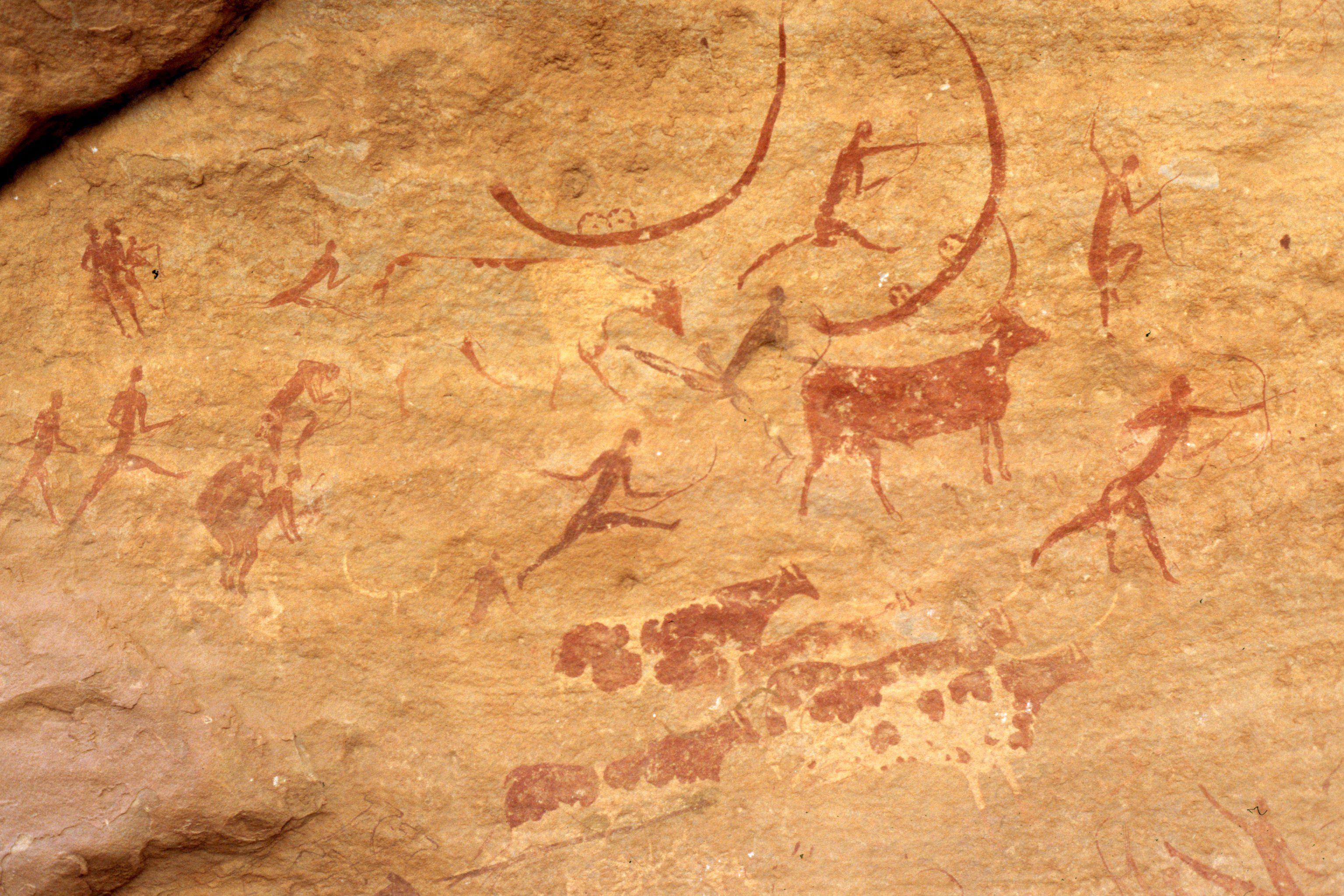 Steinzeit Algerien