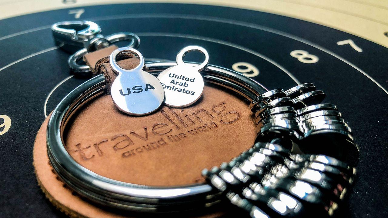 Bild: DSB / Jetzt neu im Shop: Sammeln Sie Ihre Erinnerungen mit dem DSB-Länderanhänger.