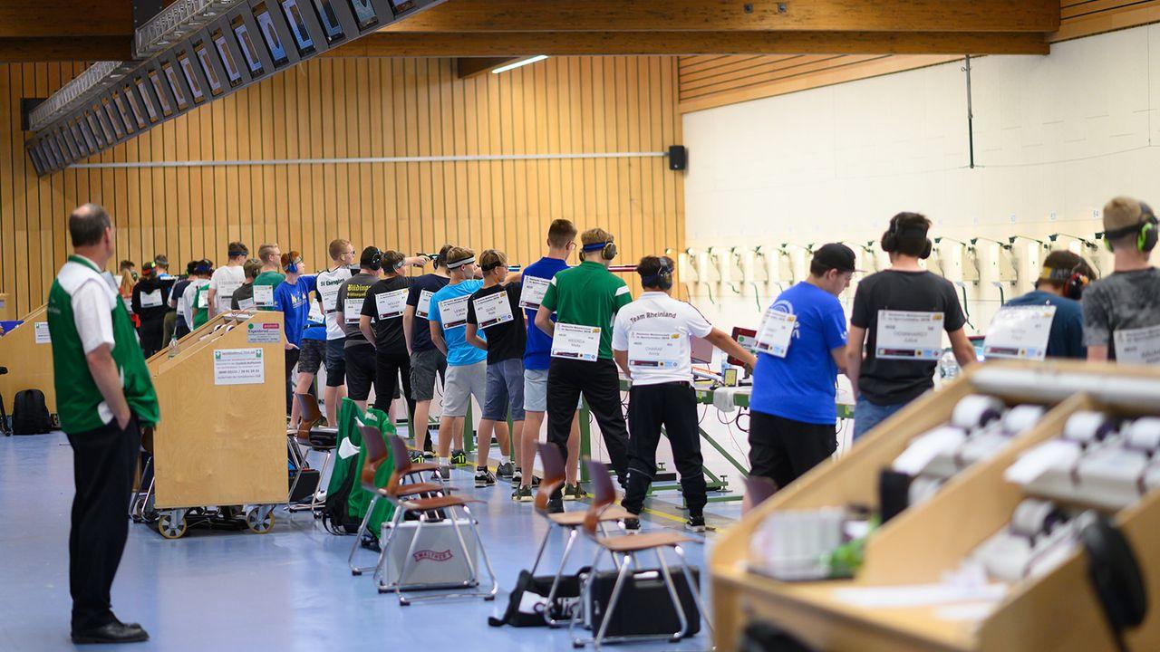 Bild: DSB / Die Deutsche Meisterschaft in München findet dieses Jahr statt, aber anders als geplant und unter strengen Voraussetzungen.