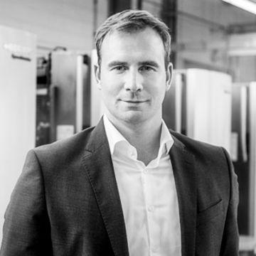 Markus Weisgerber - Geschäftsführer Krüger Druck + Verlag GmbH