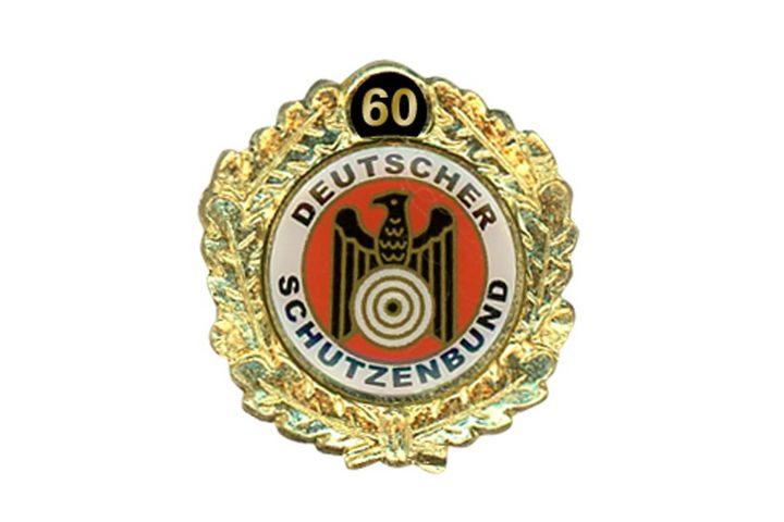 Mitgliedschaft 60 Jahre