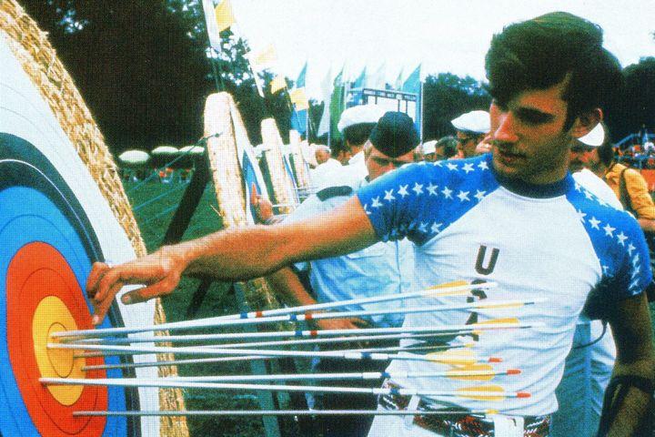 Olympische Spiele, 1972, Bogenschießen, John C. Williams