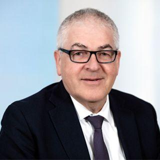 Dieter Vierlbeck - Vizepräsident Bildung