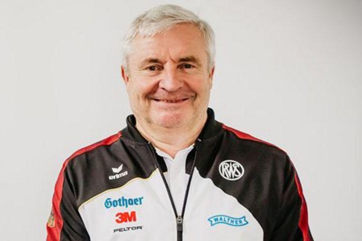 Claus Dieter Roth - Bundestrainer Gewehr