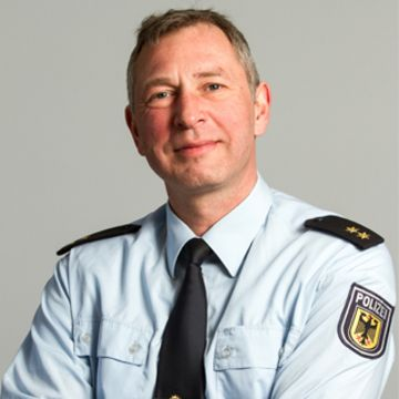 Jochen Maron - Bundespolizei Kienbaum