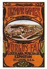 Plakat Olympische Spiele 1904