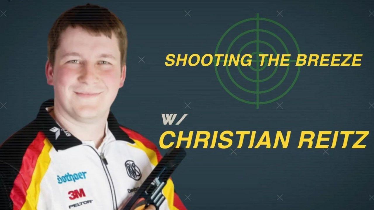 Collage: Shooting Australia / Christian Reitz plauderte mit Jamie Stangroom über die aktuelle Lage und seine Karriere.