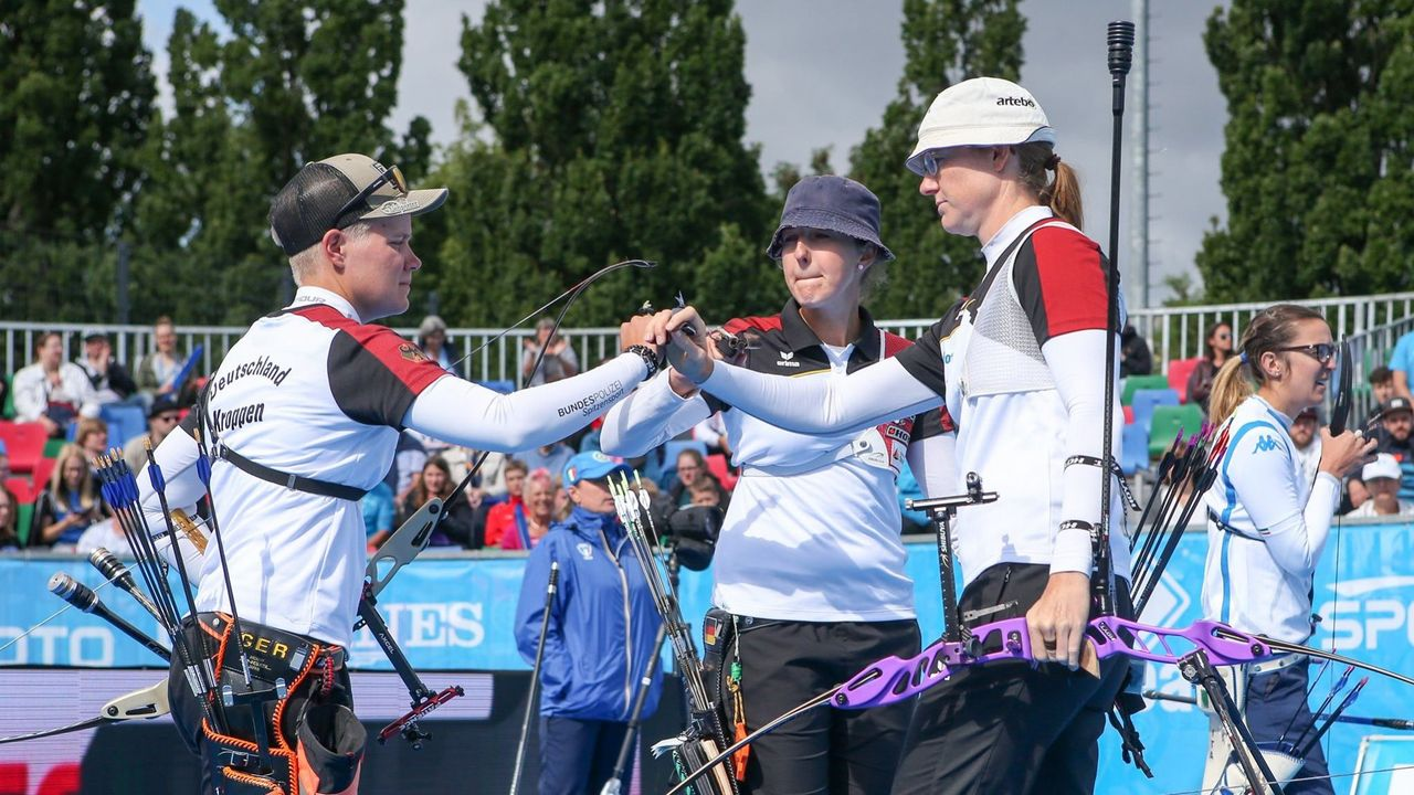 Bild: DSB/ Lisa Unruh muss mit ihrem Team mutig sein, um am Ende ganz vorne mitzuspielen.