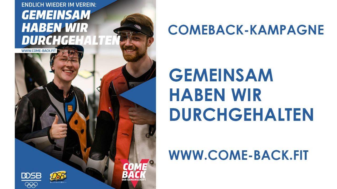 DSB: Comeback-Wochenende der Schieß- und Bogensport-Vereine am 9./10. Oktober